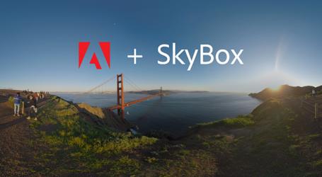 VR-Verstärkung für die Creative Cloud