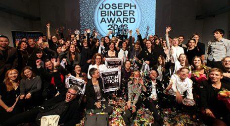 Joseph Binder Awards 2016 verliehen