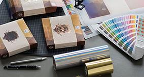 Prototypservice für Verpackungsveredelung