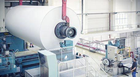 Laakirchen Papier reduziert CO2-Ausstoß und Energieverbrauch
