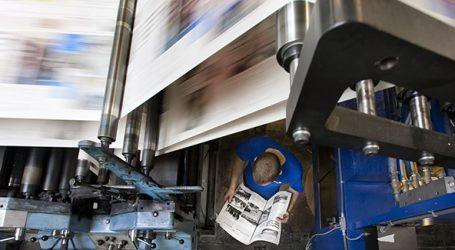 Drucker beschließen Arbeitskonflikt