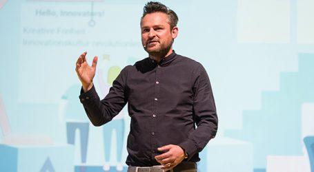 Googles-Innovations-Chef Frederik G. Pferdt über Innovationsumfelder und Ja, und-Gedankensätze
