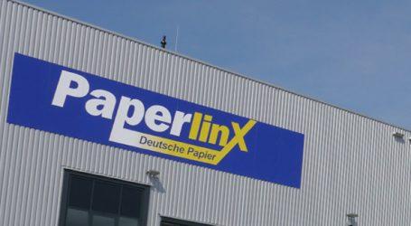 Paperlinx vor dem Kollaps