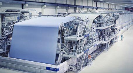 Laakirchen Papier investiert in nachhaltige SC-Papierproduktion