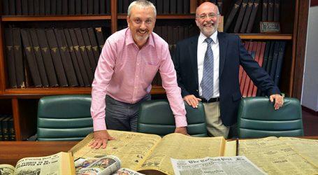 Inkjet-Technologie ermöglicht flexibleres Geschäftsmodell für die Zeitungsindustrie