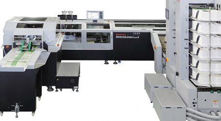 Starke Nachfrage nach StickLiner Mark III
