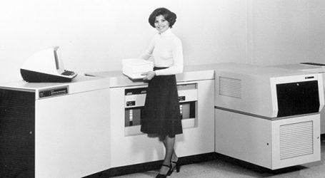 Xerox 40 Jahre Laserdruck