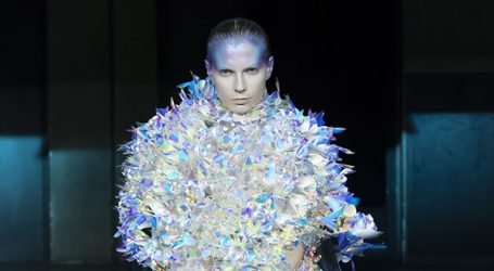 Haute Couture aus dem Inkjetdrucker