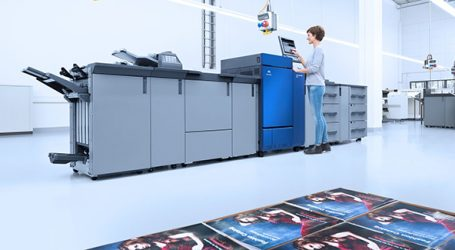 Konica Minolta im 100-Seiten-Segment gelandet