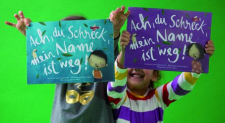 Kinderbuch 'Lost My Name' knackt 2-Millionen-Marke