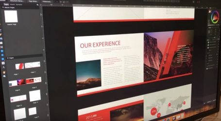 Affinity Publisher erstmals im Video