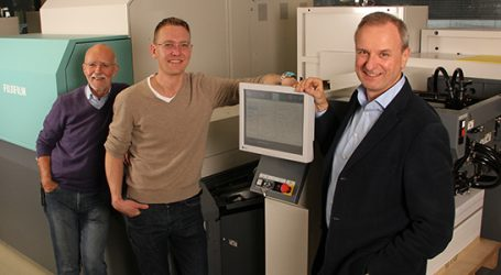 Estermann investiert ins digitale Halbbogenformat