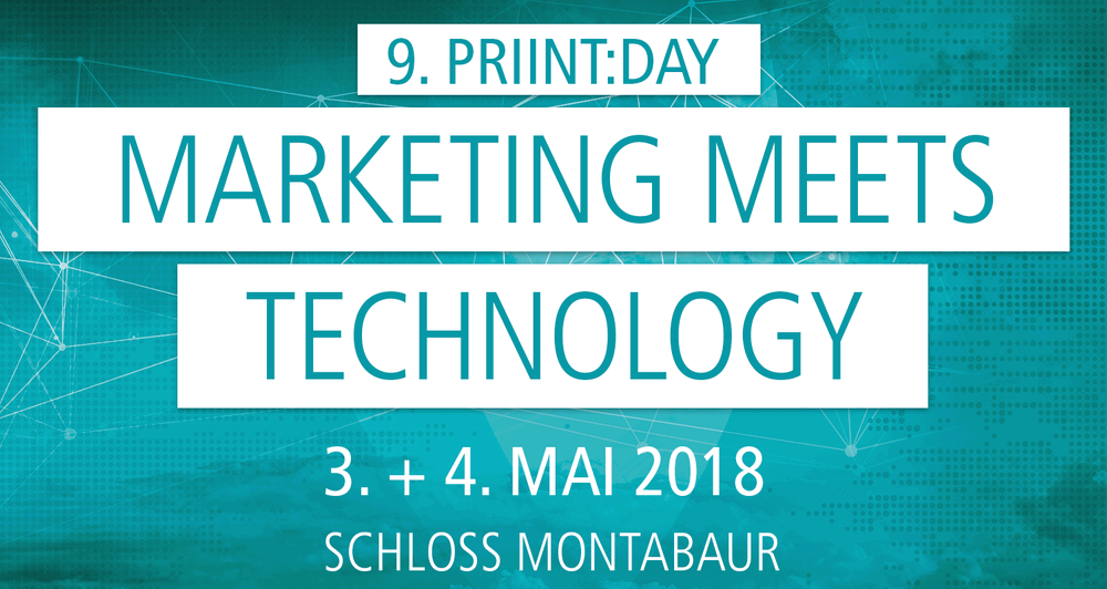 9. priint:day: Konferenz für Multichannel Publishing