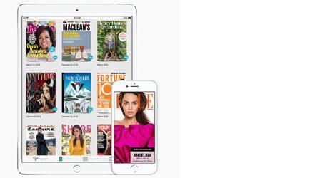 Apple setzt auf Content