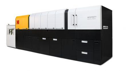 Nexfinity – die nächste Digitaldruck-Plattform von Kodak