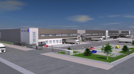 Papyrus mit neuem Logistik- und Kompetenzzentrum