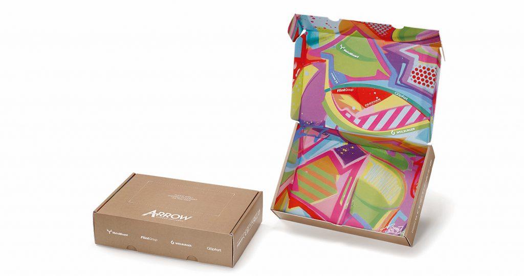 Arrow Box