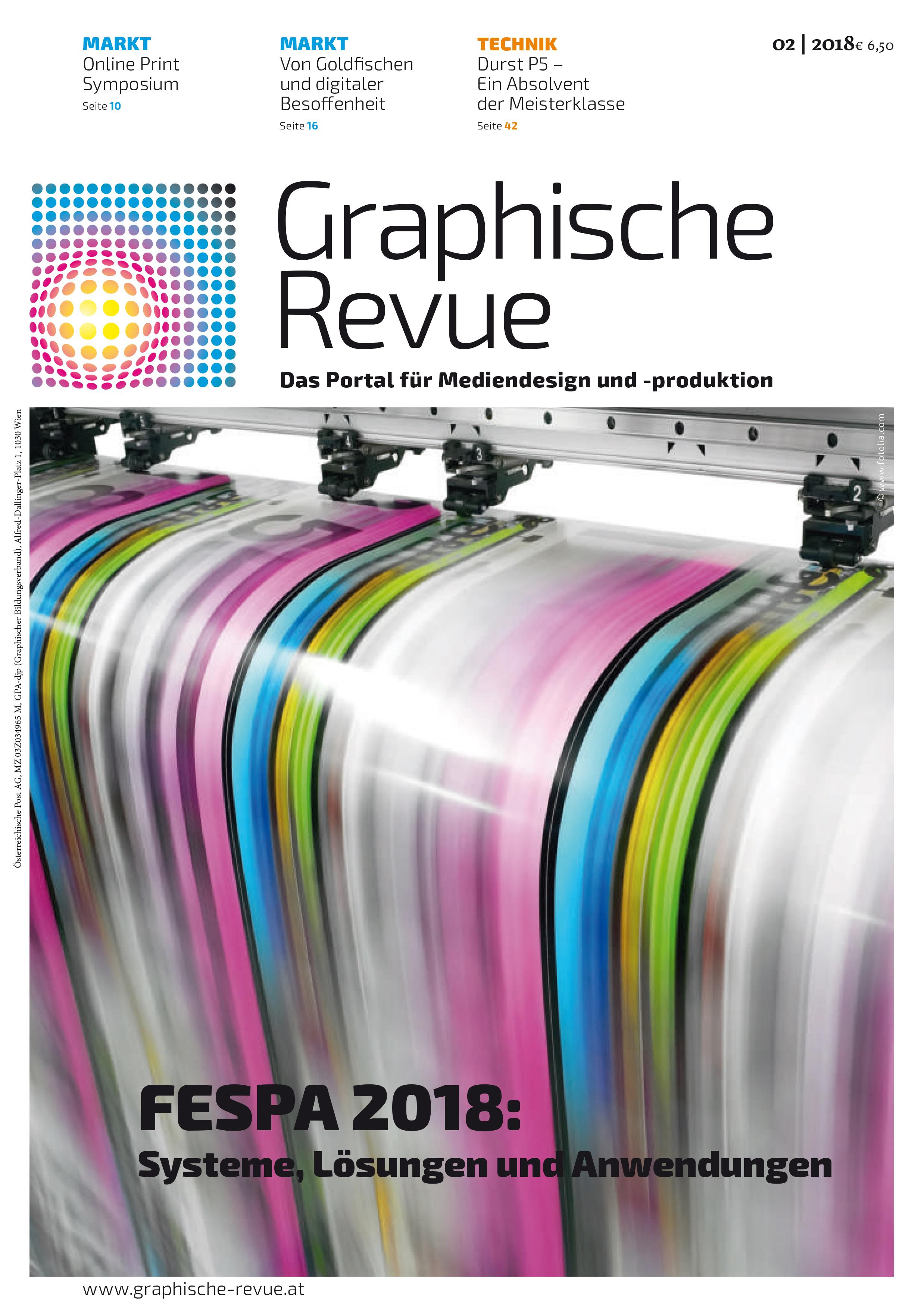Graphische Revue 02/2018