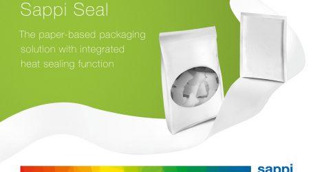 Papierbasierte Verpackung mit integrierter Siegelfähigkeit