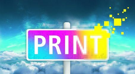 Digitale Transformation – das Denken  der Drucker muss sich ändern