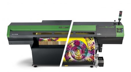 Hybriddrucker: für flexible und starre Materialien