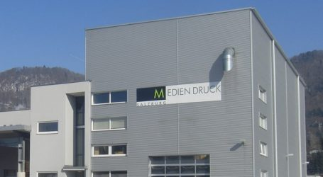 Moser-Holding schließt Druckerei