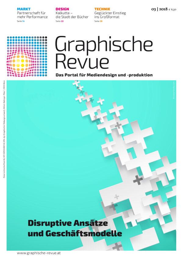 Graphische Revue Ausgabe 3/2018