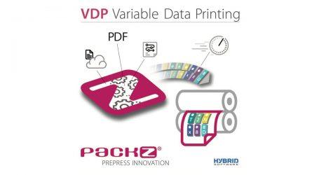 Variabler Datendruck von Etiketten und Verpackungen