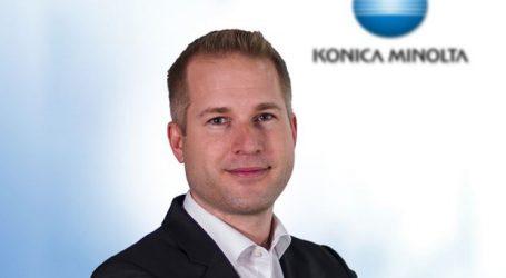 Konica Minolta mit neuem Sales Director
