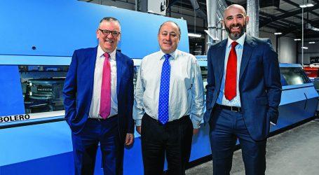 Stephens & George erhöht Produktivität