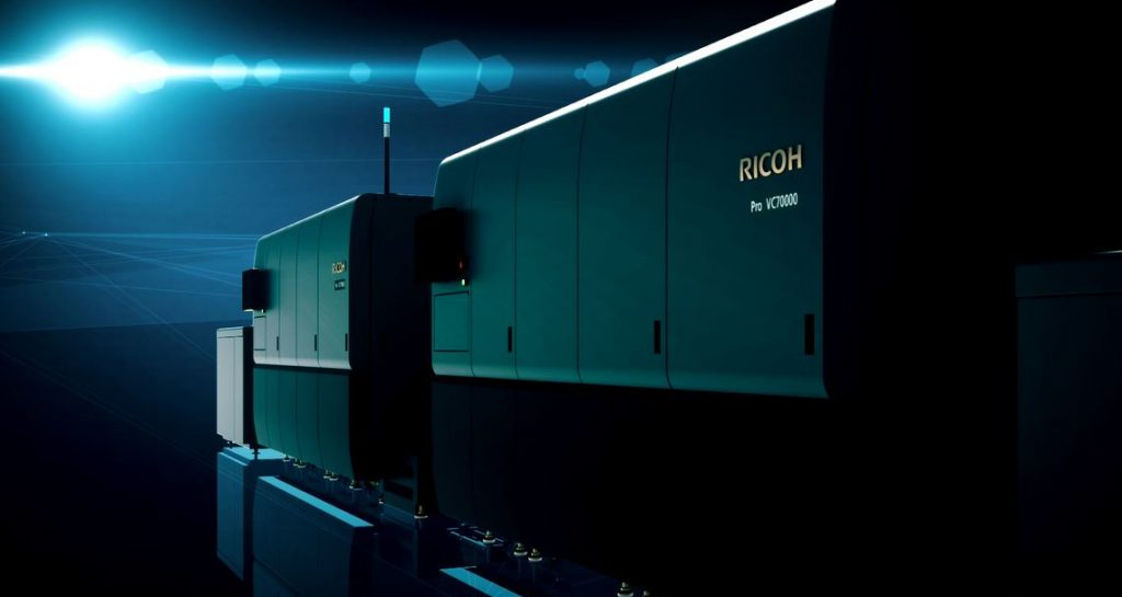 Ricoh Pro VC70000