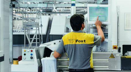Post verstärkt ihr Engagement im Transaktionsdruck