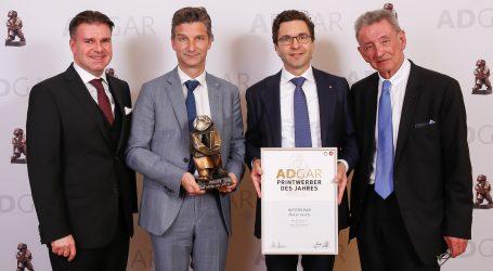 Interspar Österreich ist Printwerber des Jahres