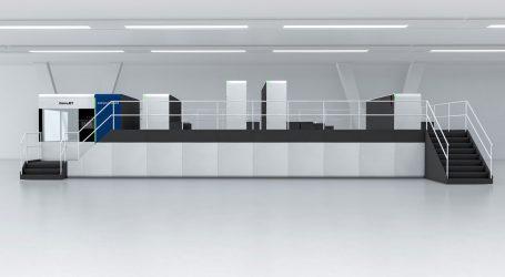 CorruJET – für digitalen Direktdruck auf Wellpappe