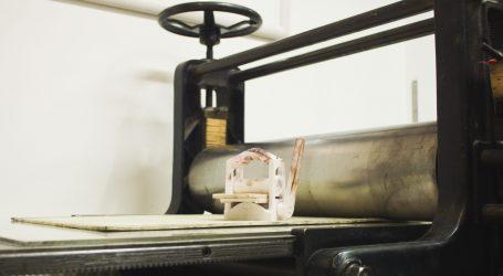 Druckerpresse zum Selberbauen