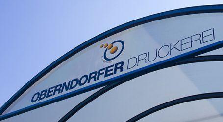 Oberndorfer Druckerei wird geschlossen