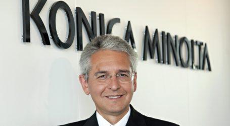 Umsatzwachstum bei Konica Minolta Österreich