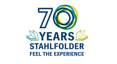 Stahlfolder feiert 70. Geburtstag