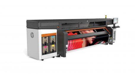 Massiver Einstieg in digitalen Textildruck von HP