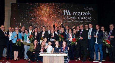 140 Jahre Marzek Etiketten+Packaging