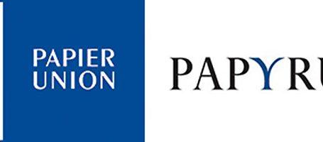 Papier Union und Papyrus fusionieren