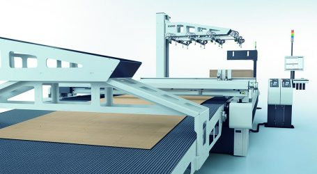 Digitaler Zuschnitt auf industriellem Niveau