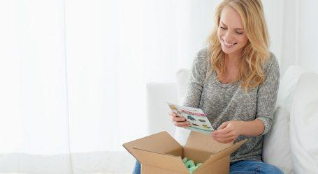 Orsay bestückt Pakete mit personalisierten Beilegern