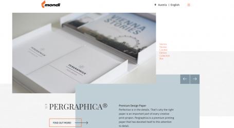 myMondi.net – Mondi startet Webplattform für Druck, Design und Papier