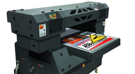 Ammerer präsentiert Flachbettdrucker auf der print fair