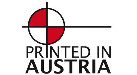 Printed in Austria – 100 % Druck in Österreich