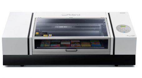 UV-Flachbettdrucker von Roland DG