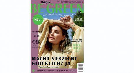 Nachhaltigkeitsmagazin von Brigitte