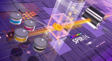 SPIR@L-Rastertechnologie von Agfa