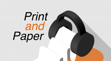 Poadcast: Der Druckmarkt in einer digitalen Welt